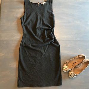 Kenneth Cole gray sheath dress